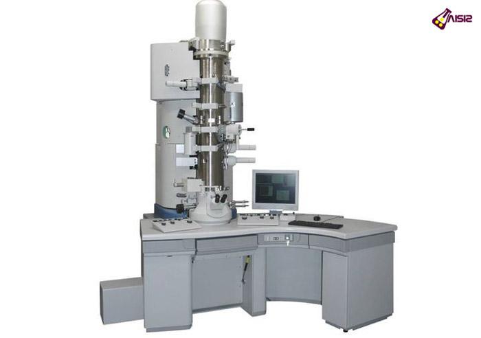 میکروسکوپ الکترونی از چه اجزایی تشکیل شده است؟